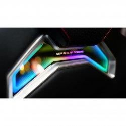 Scaun gaming ASUS ROG Chariot (SL300C) negru iluminare RGB