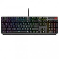 Tastatura mecanica gaming ASUS ROG Strix Scope RX neagra iluminare RGB