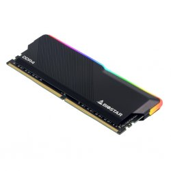 Memorie DIMM DDR4 Biostar Gaming X 16GB 3200Mhz (2x 8GB) iluminare RGB cu radiator negru