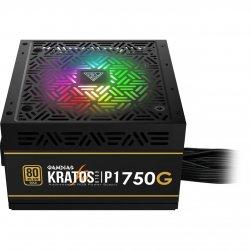 Sursa Gamdias Kratos P1 750W iluminare RGB