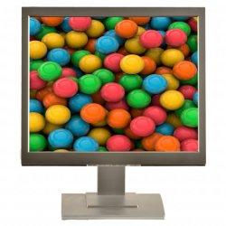 "Monitor LCD, Diagonala 17"", FUJITSU SIEMENS B17-5, Yellowed"