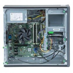 Sistem Tower, Procesor i5 4590, Memorie RAM 8192, NO HDD, DVD-RW, HP EliteDesk 800 G1 TWR T