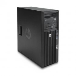 Sistem Desktop, Procesor Xeon E3 1245 V2, Memorie RAM 16 GB, HDD 260 SSD+2 TB GB, NO ODD, HP Z220 Workstation SFF