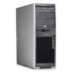 Sistem tower, Procesor C2Q Q6600, Memorie RAM 4096, HDD 160 GB, DVD-RW, HP XW4600 WORKSTATION CMT