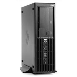 Sistem Desktop HP Z210 Workstation SFF, Procesor i7 2600, Memorie RAM 8192, HDD 500 GB, DVD-RW