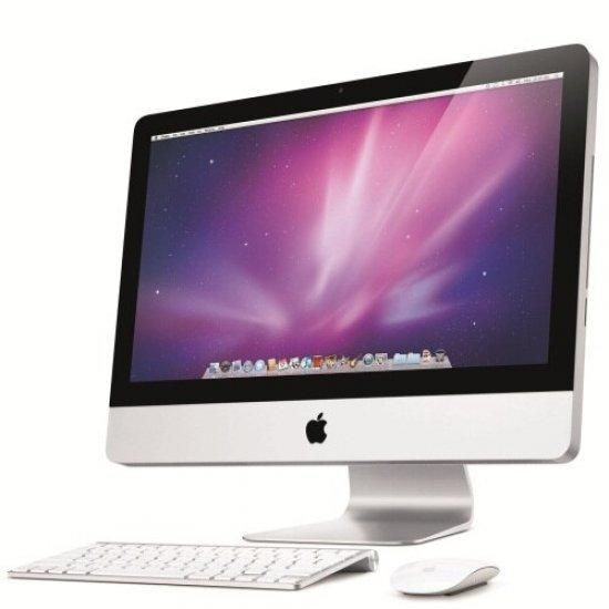 APPLE iMac, Procesor INTEL 2,4 GHZ, Memorie 4 GB, HDD 320 GB, Display 20 inch, grad A+