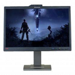 """Monitor LED, Diagonala 22"""", LENOVO L2251x cu Webcam, grad A+"""