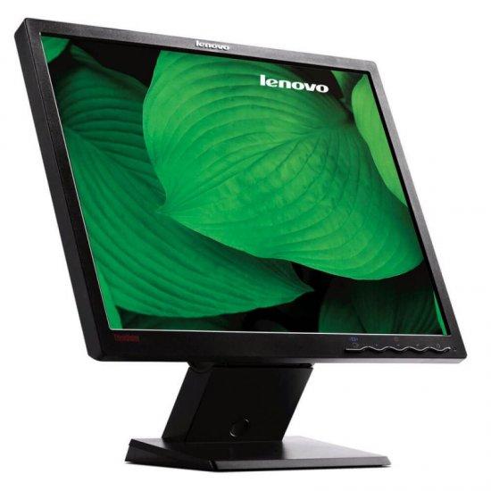 "Monitor LCD, Diagonala 24"", LENOVO ThinkVision L2440p, missing stand"