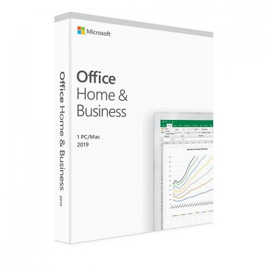 Licenta  Microsoft Office 2019 Home and Business English