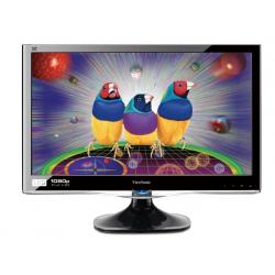 """Monitor LED ViewSonic VX2450 SERIES, Diagonala 24"""", grad A+"""