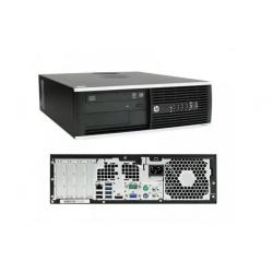 Sistem Desktop I7 3770 HP Compaq ELITEDESK 8300 SFF,  Memorie RAM: 4 MB ; Memorie stocare: 130 GB SSD, Unitate optica: DVD RW;