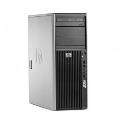 SISTEM Desktop Procesor i5 650 , HP Z200 WORKSTATION SFF, Memorie RAM: 4 GB; Memorie stocare: 320 GB; Unitate optica: DVD-RW.
