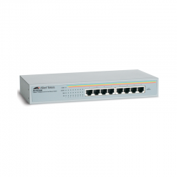 SWITCH ALLIED TELESIS AT-FS708 8X100MBPS