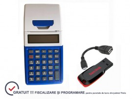 Pachet DATECS WP-50 Casa de marcat + kit transmitere date